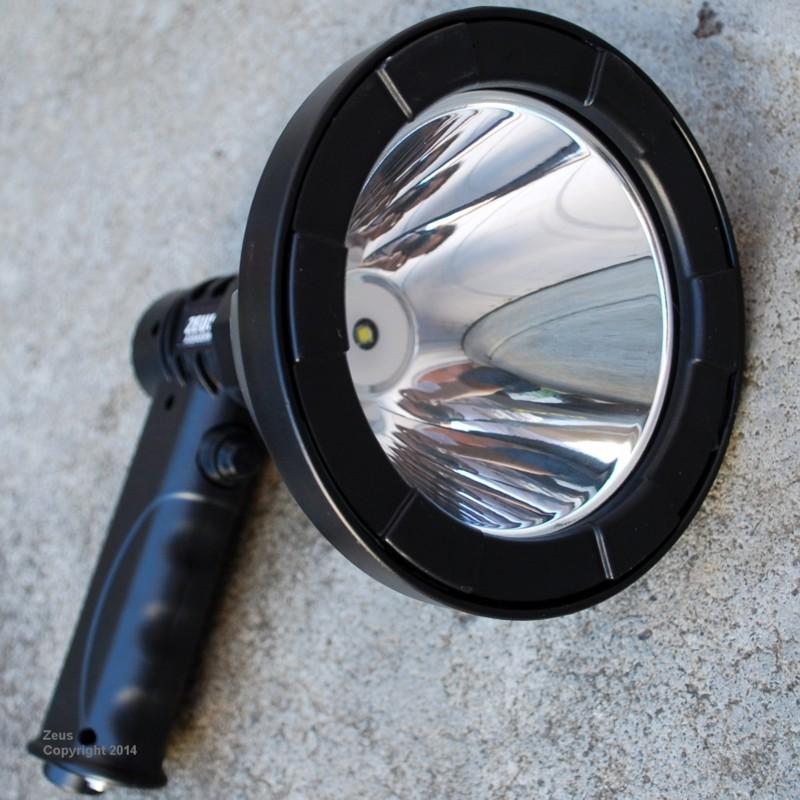CREE T6 LED SPOTLIGHT HANDHELD HUNTING SPOT LIGHT