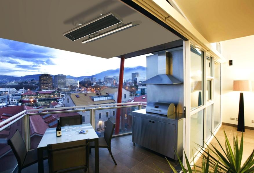 Zeus Radiant Patio Heaters Efficient Electric Outdoor Heating
